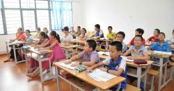 Chất lượng không khí trong phòng học