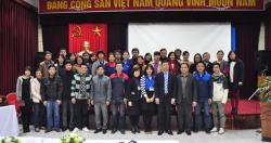 Đại hội Đoàn Thanh niên Viện Sức khỏe nghề nghiệp và môi trường nhiệm kỳ...