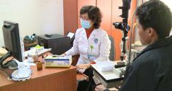 Hà Nội: Bệnh nhân đi khám đau mắt đỏ gia tăng