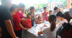 Hoạt động nghiên cứu tại xã An Đồng, huyện An Dương, Hải Phòng