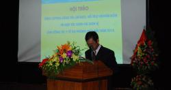 Hội nghị tổng kết công tác chỉ đạo hỗ trợ tuyến dưới và giao lưu thể thao...