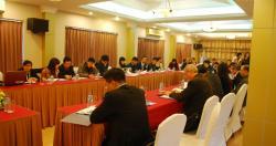 Hội thảo Xây dựng bản Dự thảo Qui chuẩn kĩ thuật quốc gia về chất lượng nước...