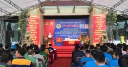 Hưởng ứng tuần lễ Quốc gia về An toàn vệ sinh lao động  phòng chống cháy nổ...