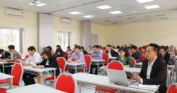 Lớp tập huấn Huấn luyện An toàn lao động  vệ sinh lao động trong các cơ sở y...