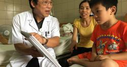 Nguồn phơi nhiễm chì và tình hình nhiễm độc chì ở trẻ em