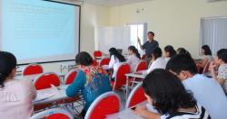 Chương trình tập huấn Hướng dẫn thực hiện quan trắc tác động môi trường...