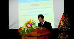 Hội thảo Chỉ đạo tuyến và hợp tác các đơn vị YTDP 2014