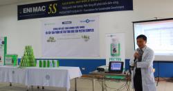 Khám, tư vấn, cấp sản phẩm hỗ trợ thải độc chì PECTIN COMPLEX tại Ninh Bình