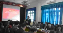 Thẩm định kết quả đạt Chuẩn quốc gia Y tế dự phòng tỉnh Bắc Kạn và Cao Bằng...