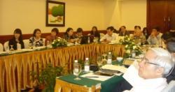 Viện Sức khỏe nghề nghiệp và môi trường tham dự Hội thảo Đánh giá liên kết...