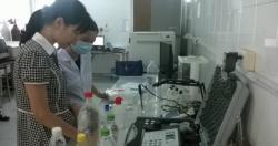 Hỗ trợ chuyên môn và đánh giá năng lực xét nghiệm  tại Trung tâm Y tế dự...