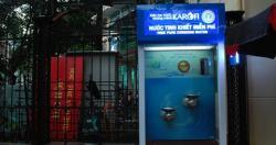 Viện Sức khỏe nghề nghiệp và môi trường lắp đặt cây lọc nước sạch miễn phí...