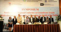 Hội nghị Khu vực Đông Nam Á về Asenic trong nước ngầm.