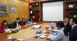 Làm việc với công ty RION Nhật Bản
