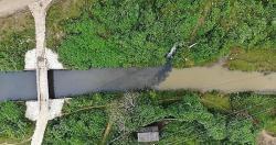 Sự kiện 24/7: Tại sao đổ dầu thải vào nguồn nước Sông Đà