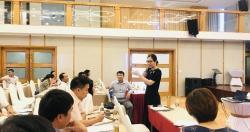 Tập huấn định hướng xây dựng quy chuẩn địa phương về chất lượng nước sạch sử...