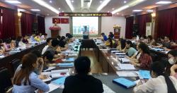 Viện Sức khỏe nghề nghiệp và môi trường tổ chức lớp đào tạo cấp chứng chỉ...