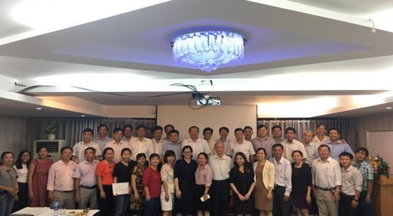Lớp tập huấn  Hướng dẫn thực hiện và xây dựng quy chuẩn địa phương theo thông tư 41/2018/TT-BYT và Hướng dẫn câp nhật, chuyển đổi sang phiên bản mới TCVN ISO/IEC 17025 : 2017 tại tp.Hồ Chí...
