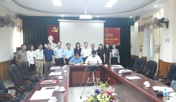 Viện Sức khỏe nghề nghiệp và môi trường làm việc tại Trung tâm kiểm soát bệnh tật tỉnh Thanh Hoá