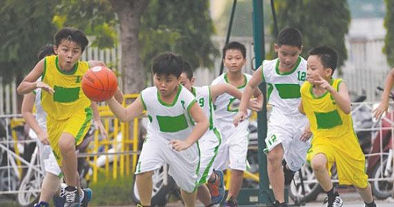 Dinh dưỡng cho trẻ vận động cường độ cao