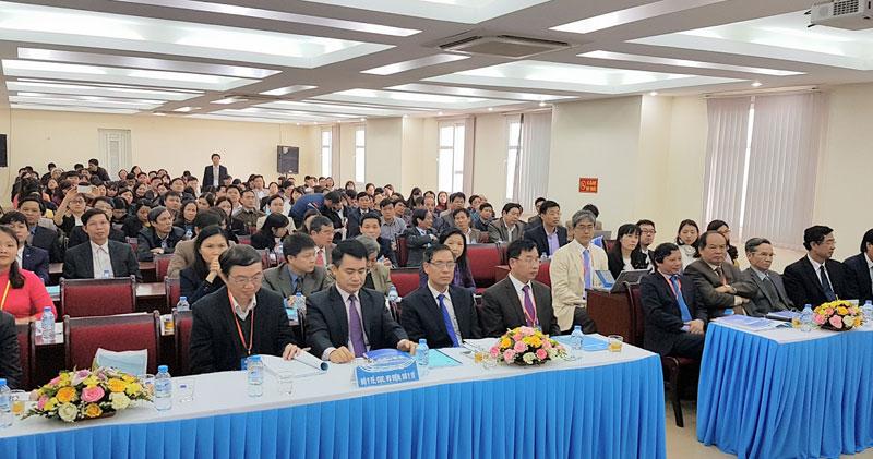 """Hội nghị """"Tăng cường công tác chỉ đạo, hỗ trợ chuyên môn và hợp tác giữa các đơn vị làm công tác..."""