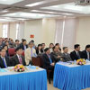 """Hội nghị """"Tăng cường công tác chỉ đạo, hỗ trợ chuyên môn và hợp tác giữa các đơn vị làm công tác y tế dự phòng phía Bắc"""" 10/01/2014"""