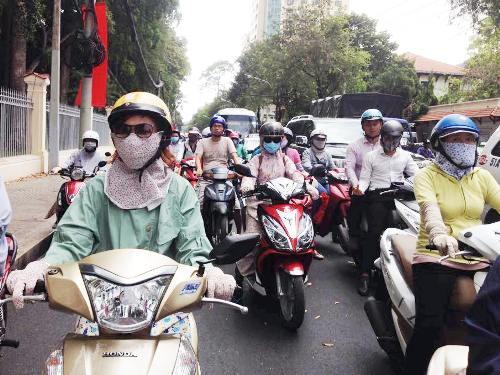 Thống kê đáng sợ của WHO về hệ lụy ô nhiễm môi trường