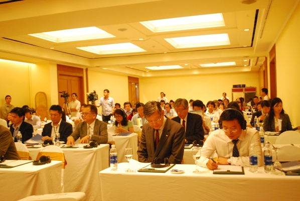 Hội thảo Ảnh hưởng của tiếng ồn đến sức khỏe và biện pháp dự phòng do Viện Sức khỏe nghề nghiệp...
