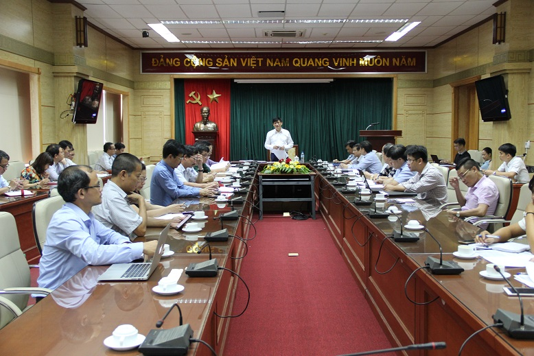 Bộ Y tế họp Ban chỉ đạo phòng, chống dịch