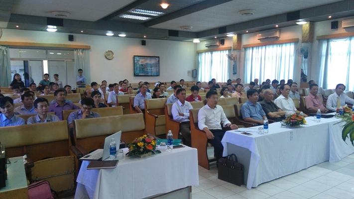Khai mạc lớp tập huấn giám sát chất lượng nước RO tại khu vực miền Trung.