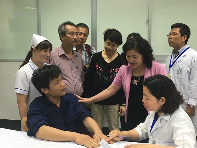 An toàn lao động trong công ty đông công nhân nhất TP.HCM