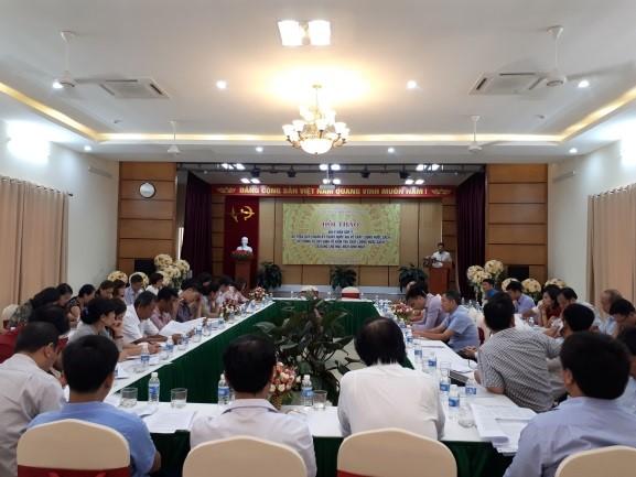 Thông tư ban hành Quy chuẩn kỹ thuật Quốc gia về chất lượng nước sạch sử dụng cho mục đích sinh...