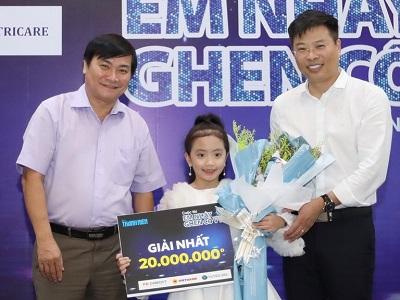 Lễ trao giải cuộc thi Em nhảy Ghen Cô Vy