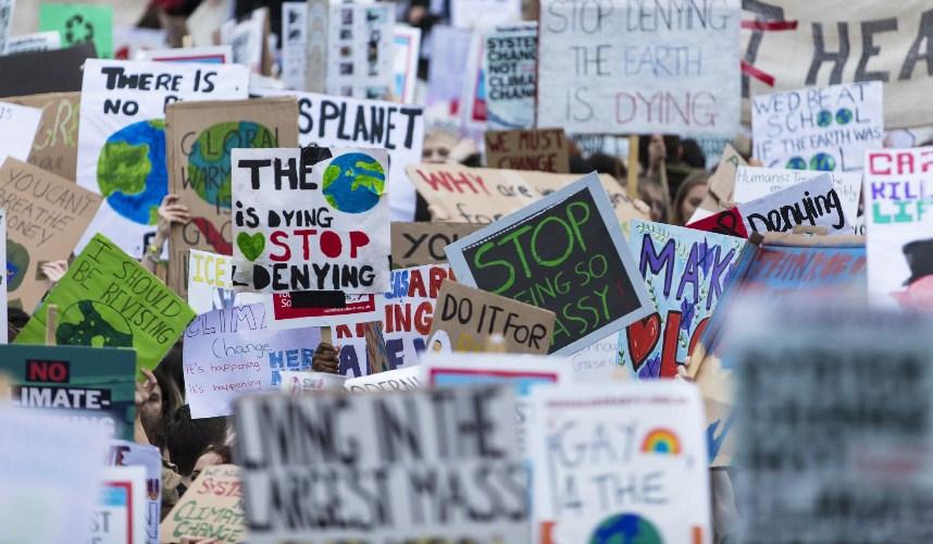 Nước và biến đổi khí hậu